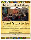 Griot Storyteller