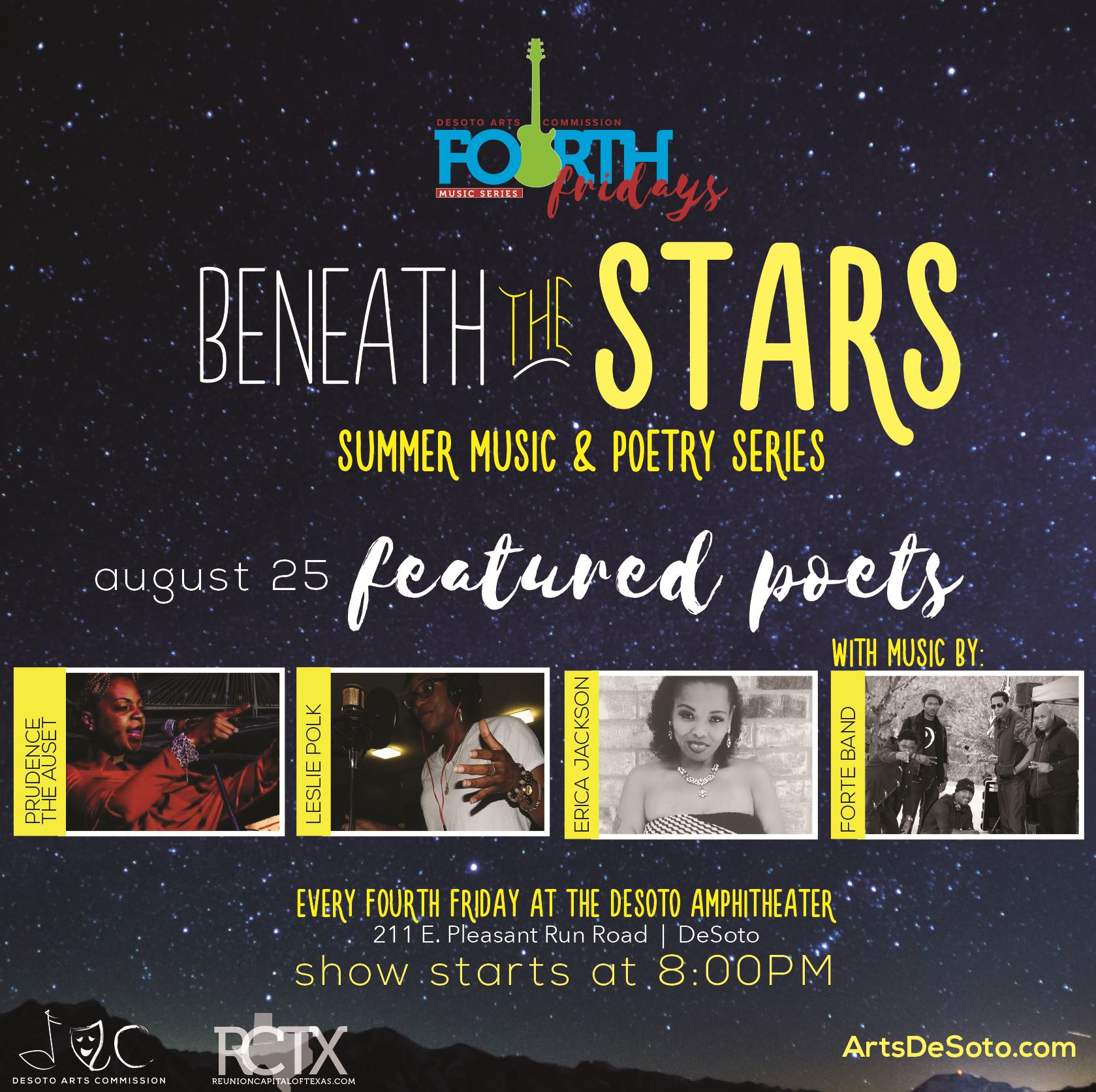 DAC_Beneath the Stars AUGUST Poetry Post [Recovered]
