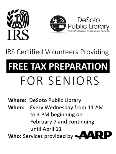 2018AARP_Volunteer_TaxPrepForSeniors-Flyer(Portrait)-400w