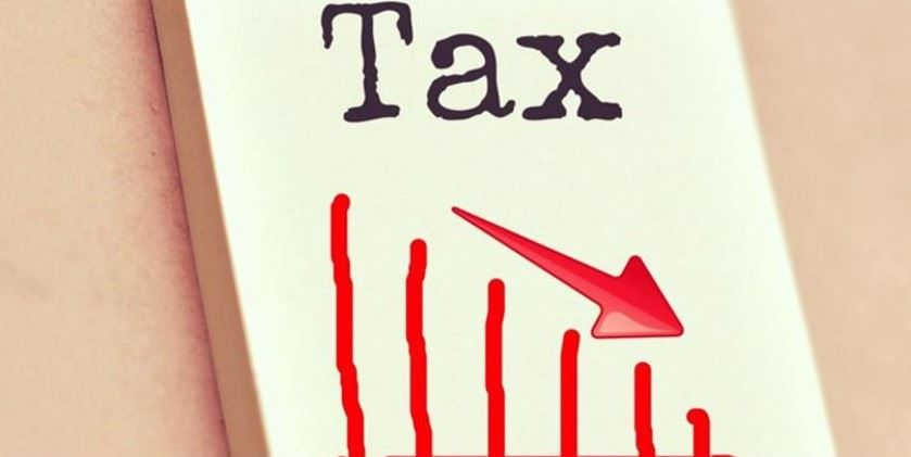 Tax Reduction graphic