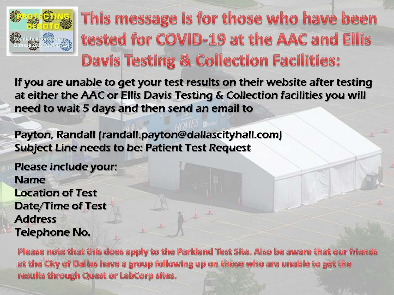 04092020 Test Center Results Notification