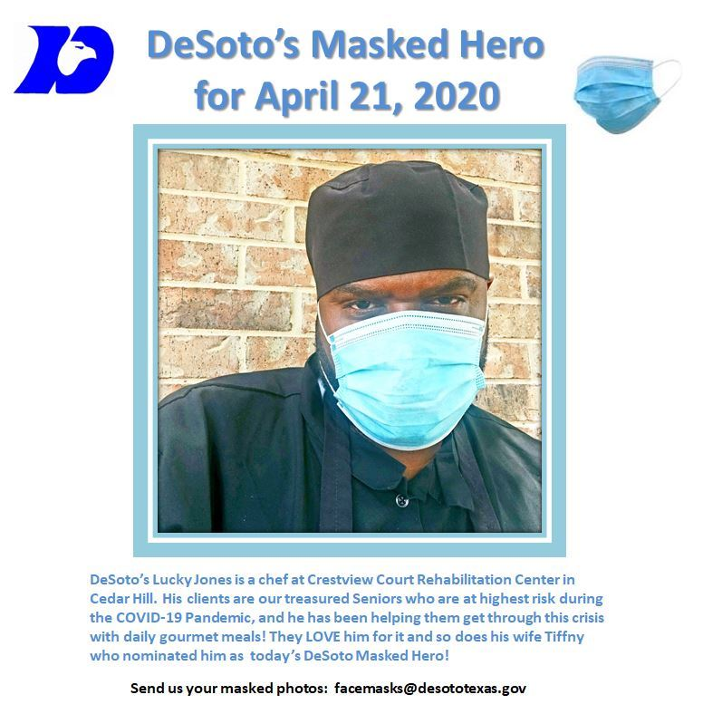 042120 Masked Hero Lucky Jones