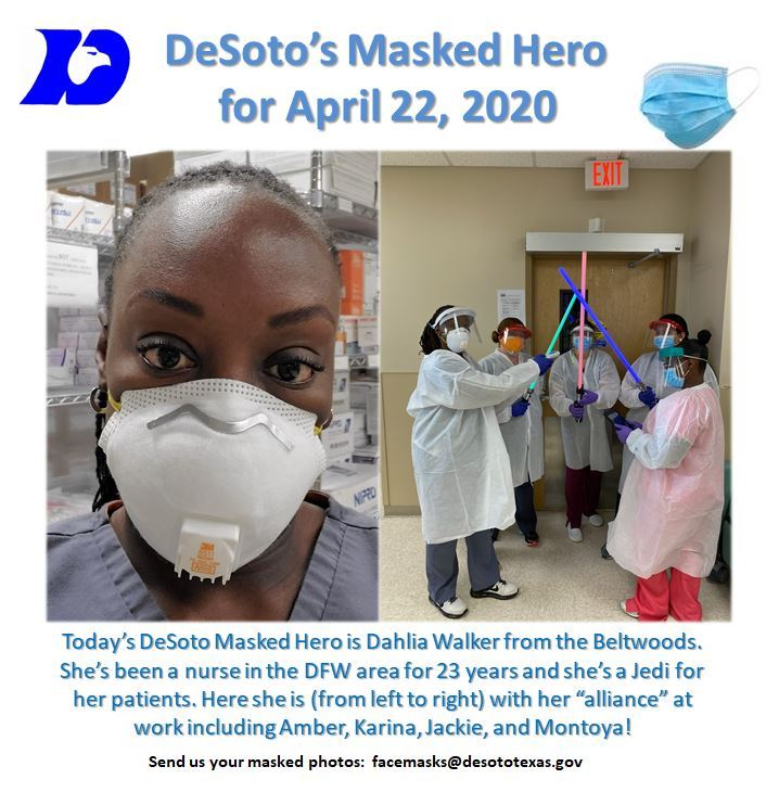 042220 Masked Hero Dahlia Walker