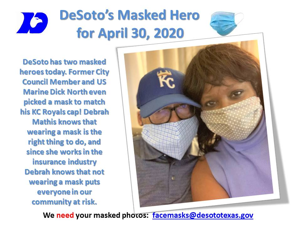 Masked Hero 04302020 Dick Debrah