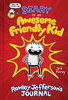 Diary of an Awesome Friendly Kid book cover image