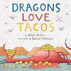 Dragons Love Tacos book cover image