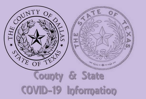 County State Seals Purple