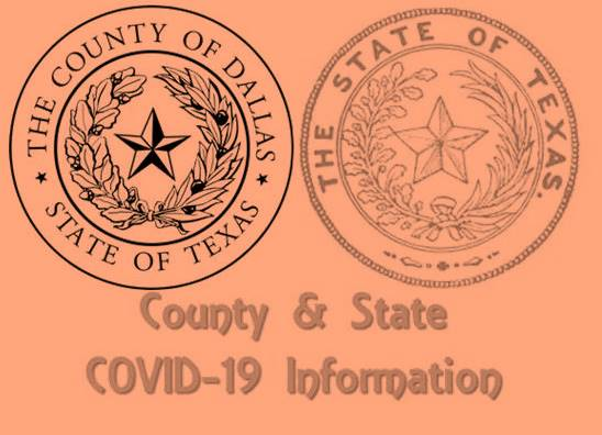 County State Seal Orange