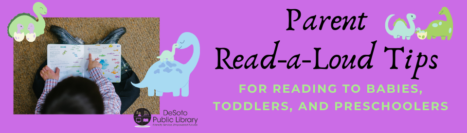Parent Reading Tips - click for more info