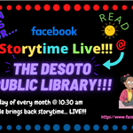 DeSoto Public Library - Storytime Live!