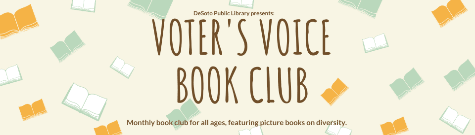 Voter's Book Club - February 2021 - Vote For Your Favorite!