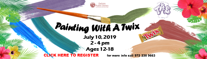 Painting With A Twix 2019--Click here to register!