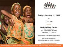 Afican Childrens Choir