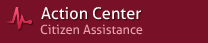 Action Center - Citizen Assistance