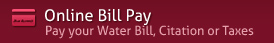 Online Bill Pay - Pay your Water Bill - Citation - Taxes