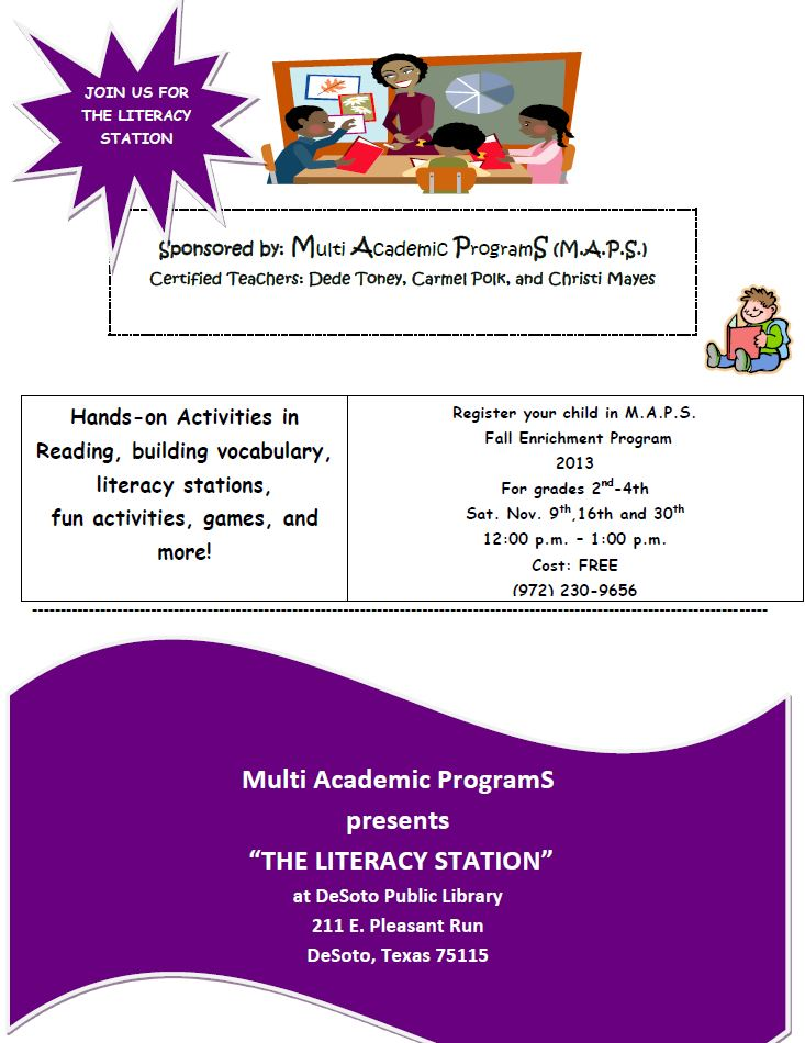 MAPS Fall Enrichment Program Flyer.JPG