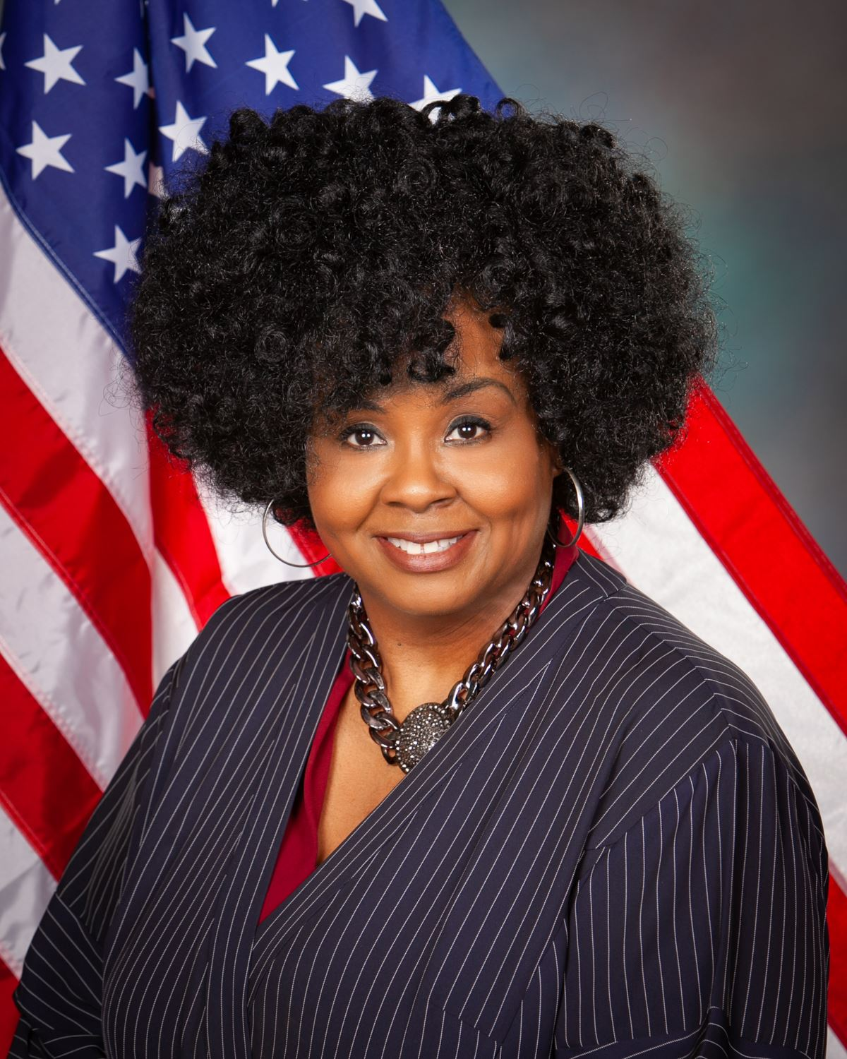 Photo of DeSoto's new Interim City Manager Renee Johnson