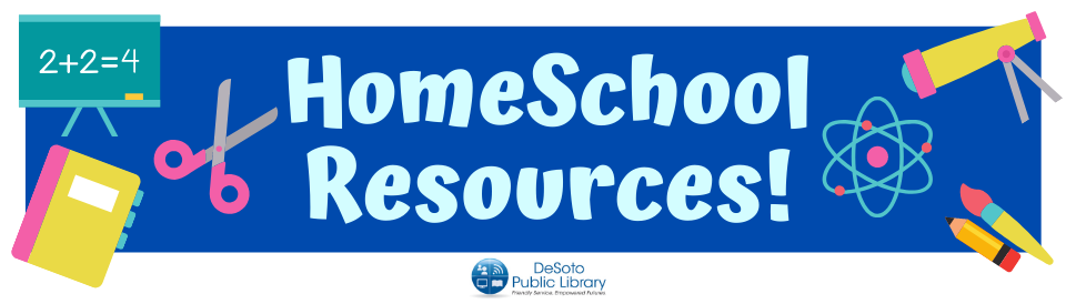 HomeSchool Resources--click for more info