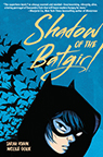 Shadow Batgirl Sarah Kuhn book cover image