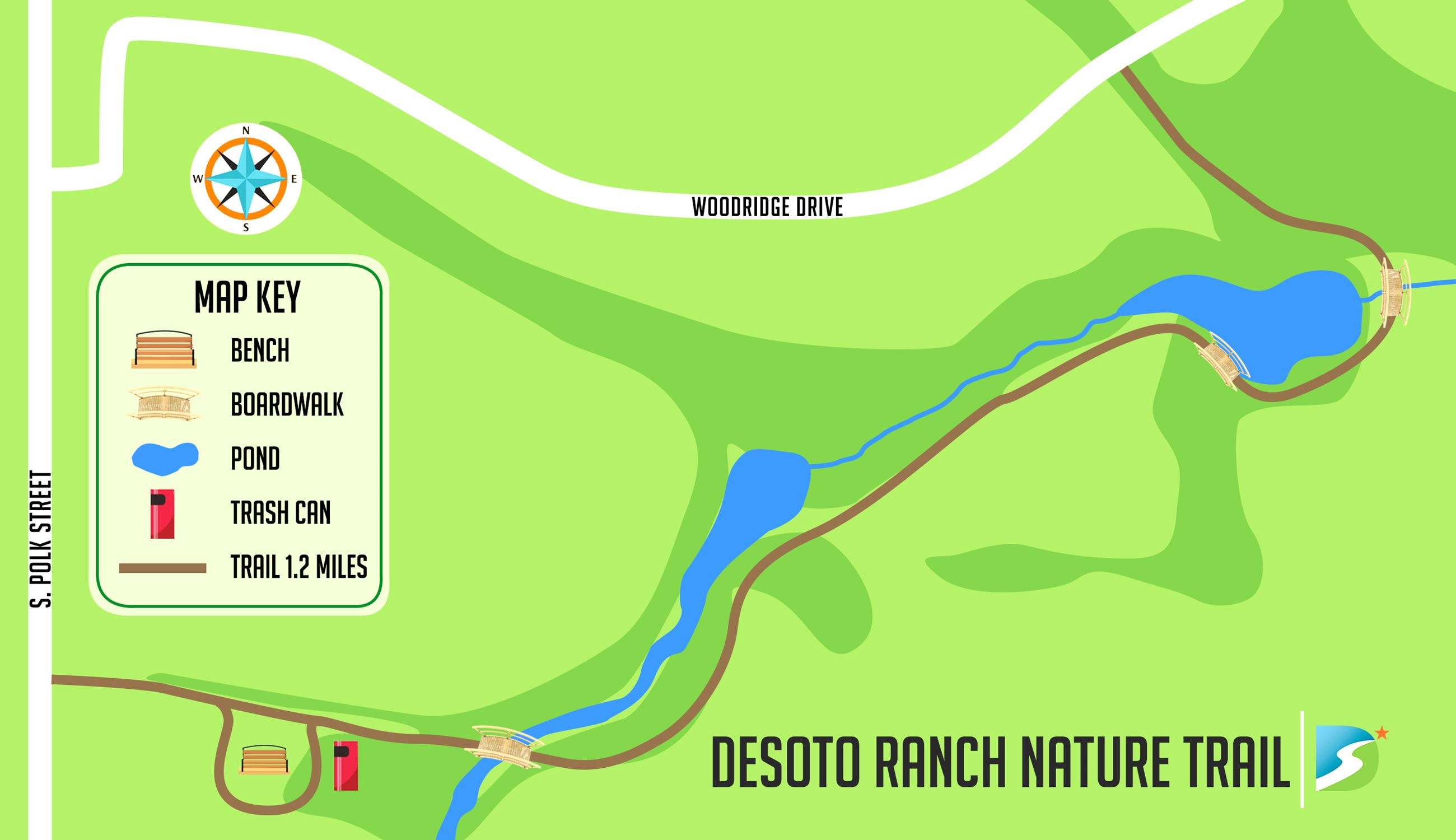 Nature-trail-map