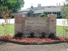 Southpointe monument sign